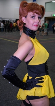 Captured at Adelaide OzComicCon 2013