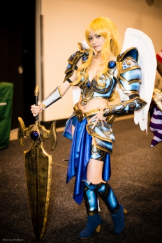 Captured at Gold Coast Supanova 2014 Photo by Omaikane