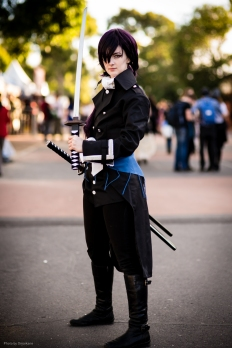 Captured at Melbourne Supanova 2014 Photo by Omaikane