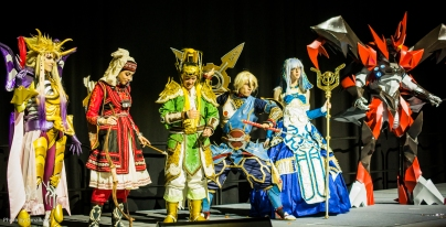 Captured at Brisbane Supanova 2013 Photo by Omaikane