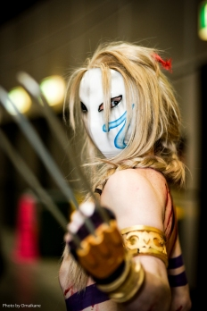 Captured at Sydney Supanova 2014