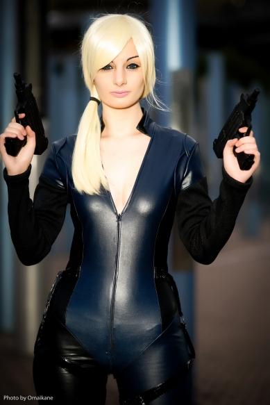 Captured at Sydney Supanova 2014 Character: Jill Valentine (Resident Evil) Cosplayer: Ally Auer Photographer: Omaikane