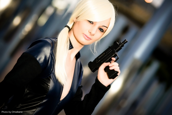 Captured at Sydney Supanova 2014 Character: Jill Valentine (Resident Evil) Cosplayer: Ally Auer Photographer: Omaikane