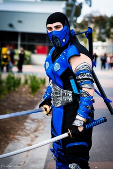 Captured at Melbourne Armageddon Expo 2014