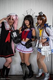 Capture at Tokyo Game Show 2014. Chiba, Tokyo, Japan. Photo by Omaikane #TGS2014