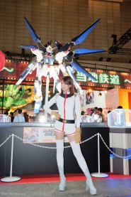 Oh how I wanted that Strike Freedom in the back