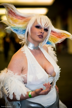 captured at Melbourne Supanova 2015.photo by Omaikane