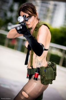 captured at Melbourne Supanova 2015. photo by Omaikane