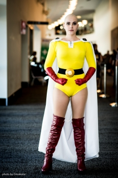 Captured at Supanova Gold Coast 2016.
