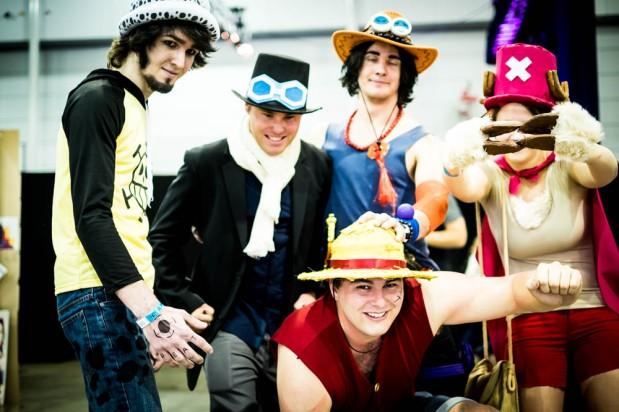 OzComicCon Brisbane 2016 photo by Omaikane