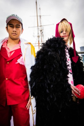 One Piece Fan meetup. Madfest 2016 Melbourne. captured by Omaikane
