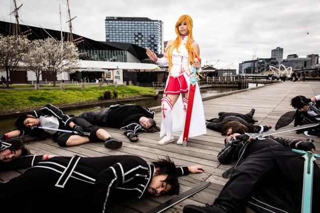 photo by Omaikane. Shot at Madfest Melbourne 2016