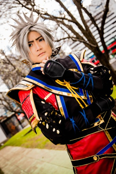 captured at #madfest Melbourne 2016. Cosplayer Orochi X