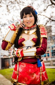 captured at #madfest Melbourne 2016. Cosplayer Pinky