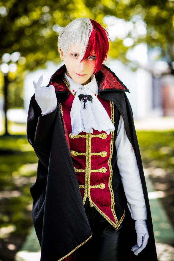 captured at Madman Anime Festival Melbourne 2017 C: Knitemaya P: Omaikane