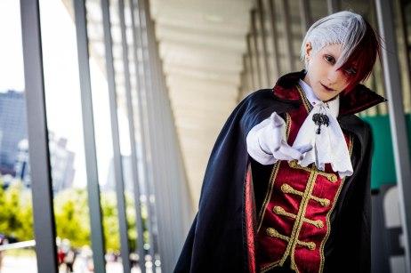 captured at Madman Anime Festival Melbourne 2017 C: Knitemaya P: Omaikane