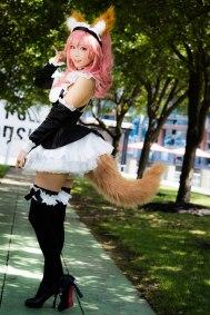 Cosplayer: Ely captured at Madman Anime Festival Melbourne 2017